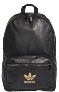Adidas Backpack Bags Black School Casual Sports Travel Bag