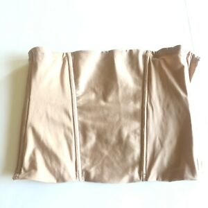 SPANX Rose Gold Boostie-Yay Comfy Corset Women's Size XL 3498