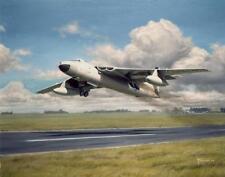 "Vickers Valiant Plane Aircraft Painting Art Print - 14"" Print"