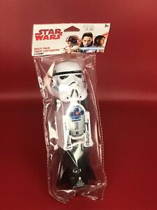 Star Wars Multipack 3 Treat Containers: StormTrooper, Darth Vadar, R2D2