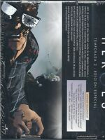 AFM53 - DVD HEROES 2ª TEMPORADA    EDICION ESPECIAL + FIGURA  PRECINTADA DESCATA