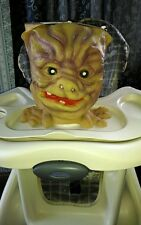 Boglins Halloween Mask!  Ultra RARE!  1987!  Vintage!  With Card!  Drool!