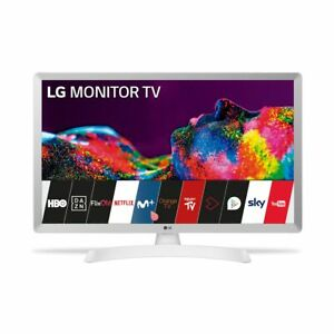 "Smart TV LG 24TN510SWZ 24"" HD Ready LED WiFi Bluetooth Bianco DAZN DVB-T2/C/S2"