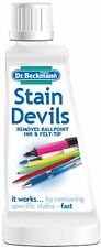 DR BECKMAN STAIN DEVILS - Ballpoint pen ink felt tip beer brandy chalk 50ml