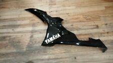 13S-W2838-40-P1 2009 YAMAHA YZF R6 RAVEN EDITION LEFT SIDE BELLY PAN LOWER COWL