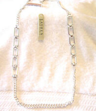 Ralph Lauren Silver Necklace Long