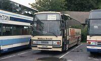 WALLACE ARNOLD C105DWR 6x4 bus photo