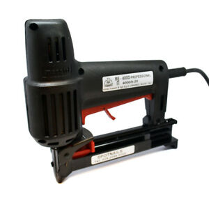 Spotnails Maestri ME4000 Electric Carpet Fitters / Flooring Staple Gun