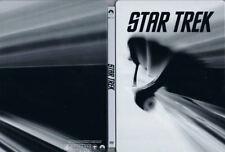 STAR TREK (2009) --- 2 DVDs --- Exklusives Steelbook ---