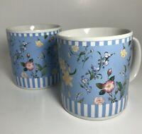Oneida Sakura  Mugs Claire's Garden - Set of 2