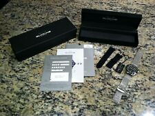 Glycine Combat Sub Automatic Black Dial Men's Watch Ref. GL0094, Strap & Mesh