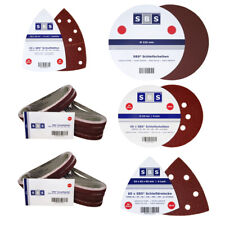 SBS® Klett-Schleifscheiben Delta Exenter Prio Giraffe Band Schleifpapier