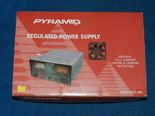 Pyramid Gold Series Regulated Power Supply PS-36K 12-15VDC 35 Amp