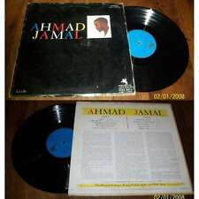 AHMAD JAMAL - Same LP ORG Frencg Press Versailles 1959 Be Bop Jazz
