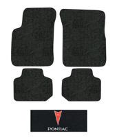 2000-2005 Pontiac Bonneville Floor Mats - 4pc - Cutpile