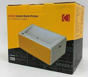 "KODAK PD460 Instant Dock Printer - 4"" x 6"" Prints -NR3426"