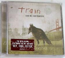 TRAIN - SAVE ME, SAN FRANCISCO - CD Sigillato