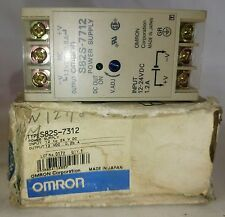 Omron S82S-7312 POWER SUPPLY SWITCHING 12V 0.25A