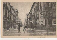 Bari Via Vittorio Veneto Italy Vintage Postcard 062b
