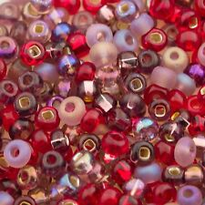 Czech Seed Beads E Beads 6/0 Berry Color Mix 15g 10101032