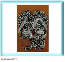 NWT Havaianas Flip Flop Sandals Made in Brazil Women's Size 39/40 BR (9/10 US)