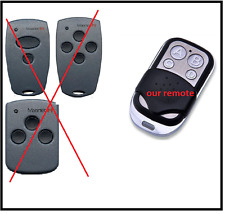 4 x Marantec D302/D304/D313 Compatible Garage/Gate Remote Digital/Comfort Clone