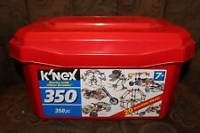K'Nex over 1000 pieces included 2 Knex Sets + Includes Case