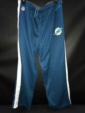 MIAMI DOLPHINS NIKE TEAM ISSUED THERMA-FIT TRAVEL PANTS BRAND NEW SIZE-4XL SALE