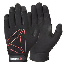 Reebok Training Gloves Functional Exercise Weight Lifting Full Finger Gym