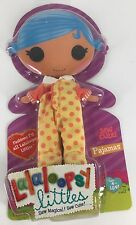 Lalaloopsy Littles Doll Outfit Fashion Pajamas Yellow