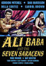 ALI BABA AND THE SEVEN SARACENS - HAWK OF BAGDAD USED - VERY GOOD DVD