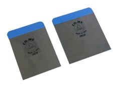 Kit di due spatole in acciaio inox 10mm-12mm | Marca Oltrevela.com | OV-KITSPAT1