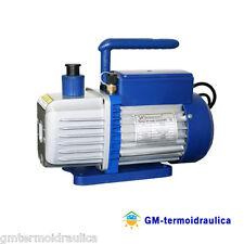 Pompa Vuoto Monostadio Climatizzatore Condizionatore Tecnosystemi TS42 M 42 Lt/m