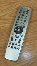 Unbranded Universal 6 in 1 Gray TV Remote Control With Battery Cover **READ**
