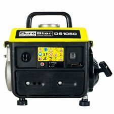 DuroStar 1050-W Portable Gasoline Powered Lightweight Generator Home RV Camping