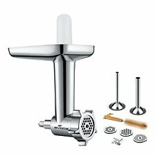 Gvode Kitchen Food Grinder Attachment for KitchenAid Stand Mixers Including...