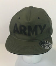 US United States Army Green Fitted Baseball Cap Mens size 7 1/2