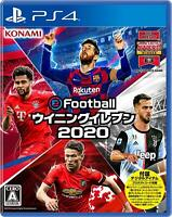 PS4 eFootball Winning Eleven 2020 Japan PlayStation 4
