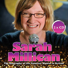 Very Good, Sarah Millican: The Biography of the Funniest Woman in Britain, Campa