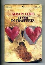 Alison Lurie # CUORI IN TRASFERTA # Feltrinelli 1986 1A ED.