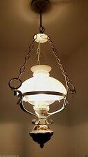 Deckenlampe Portallampe Landhausstil Glas Shabby Chic
