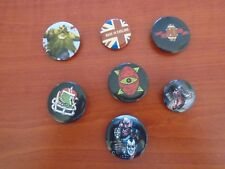 collection of old badges (c3