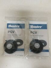 Hunter PGV Replacement Diaphragm 2 packages