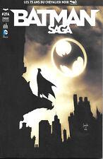 Batman Saga N°27A - Urban Comics-DC Comics - Août 2014
