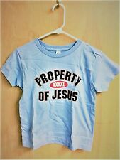 """T-Shirt (Large) - Property of Jesus by """"WOW"""""""