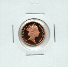 AUSTRALIAN PROOF: 1988  1  CENT COIN  IN 2X2 HOLDER