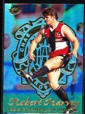 Robert Harvey St Kilda Saints Select AFL & Australian Rules Football Trading Cards