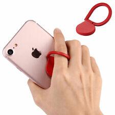 Soporte de anillo de smartphone para Motorola Moto G 3. Generation Lenovo B rojo