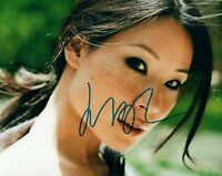 Lucy Liu * authentic signed autographed 8x10 photograph holo COA