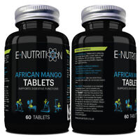 PURE AFRICAN MANGO EXTRACT 60 TABLETS NOT CAPSULES | VEGAN | SLIMMING FAT BURNER
